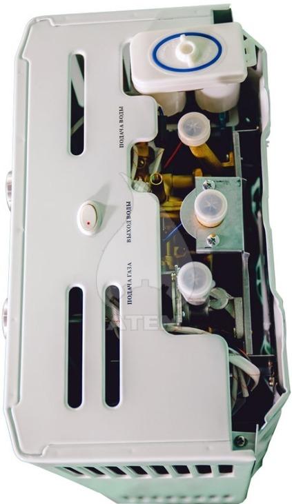 Газовая колонка АТЕМ ВПГ-16 дисплей. Фото 4