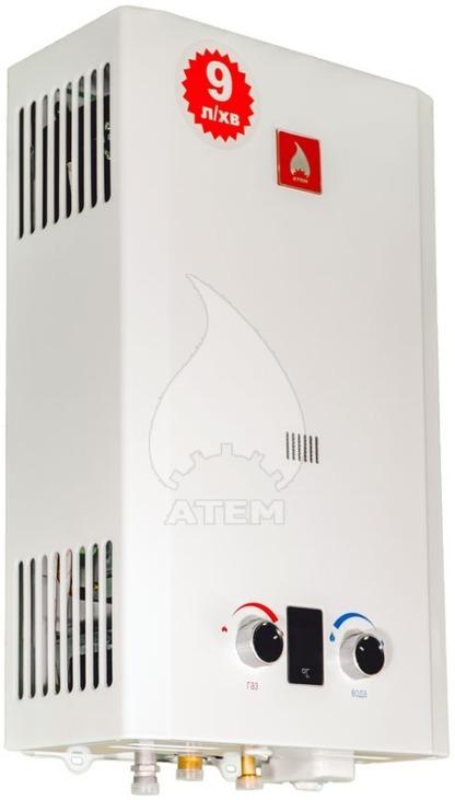 Газовая колонка АТЕМ ВПГ-16 дисплей. Фото 3
