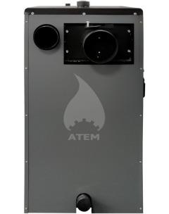 Універсальний котел вугілля-газ АТЕМ Житомир-9 КС-ГВ-016 СН / АОТВ-12. Фото 5