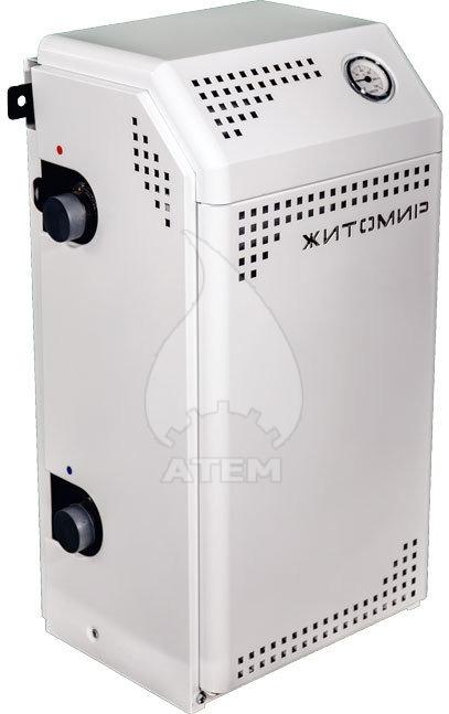 Газовий котел парапетний АТЕМ Житомир-М АОГВ-10Н двотрубний. Фото 3