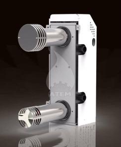 Газовый котел парапетный АТЕМ Житомир-М АОГВ-10Н двухтрубный. Фото 8
