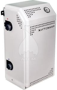 Газовий котел парапетний АТЕМ Житомир-М АДГВ-10Н двотрубний. Фото 3