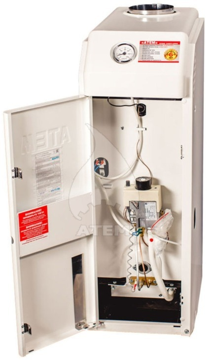 Газовий котел АТЕМ Житомир-3 КС-Г-015 СН (димохід вверх). Фото 4