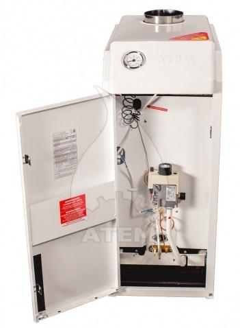 Газовый котел АТЕМ Житомир-3 КС-Г-020 СН (дымоход вверх). Фото 4