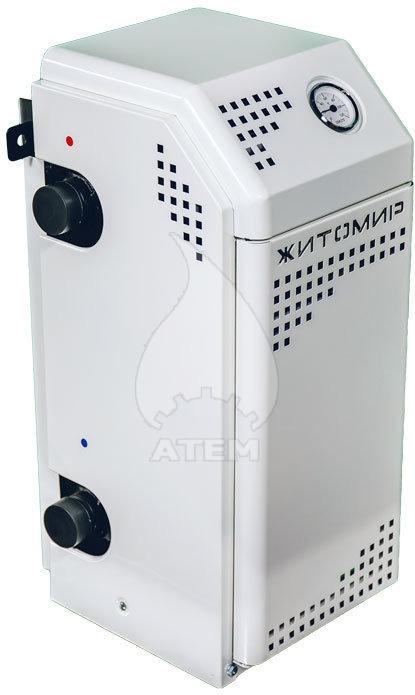 Газовый котел парапетный АТЕМ Житомир-М АОГВ-5 СН. Фото 3