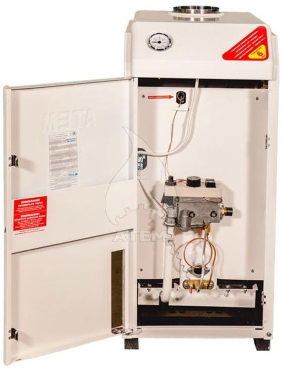 Газовий котел АТЕМ Житомир-3 КС-Г-025 СН (димохід вверх). Фото 4