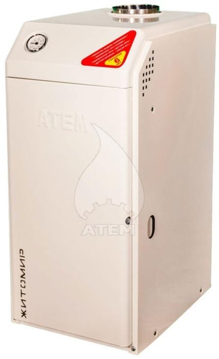 Газовий котел АТЕМ Житомир-3 КС-Г-025 СН (димохід вверх)