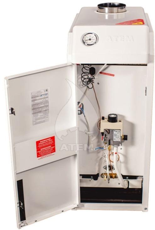 Газовый котел АТЕМ Житомир-3 КС-ГВ-020 СН (дымоход вверх). Фото 4