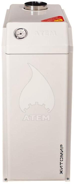 Газовый котел АТЕМ Житомир-3 КС-ГВ-020 СН (дымоход вверх). Фото 2