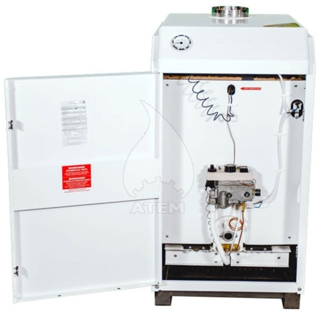 Газовий котел АТЕМ Житомир-3 КС-ГВ-030 СН (димохід вверх). Фото 5