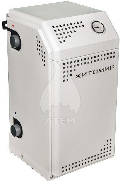 Газовый котел парапетный АТЕМ Житомир-М АОГВ-10 СН. Фото 4