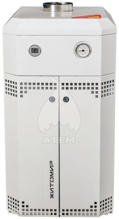 Газовий котел-колонка АТЕМ Житомир-10 КС-Г-012 СН