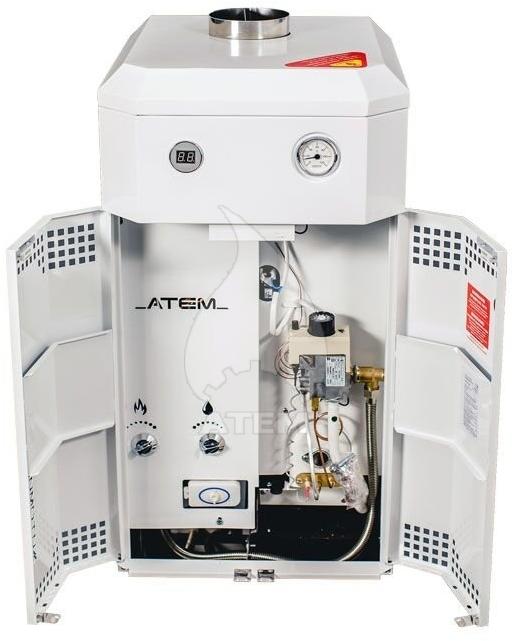 Газовый котел-колонка АТЕМ Житомир-10 КС-Г-012 СН. Фото 4