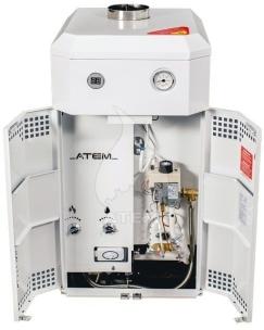 Газовый котел-колонка АТЕМ Житомир-10 КС-Г-015 СН. Фото 4