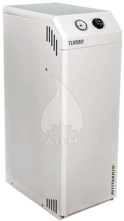 Газовий котел АТЕМ Житомир-Турбо КС-Г-030 СН. Фото 3
