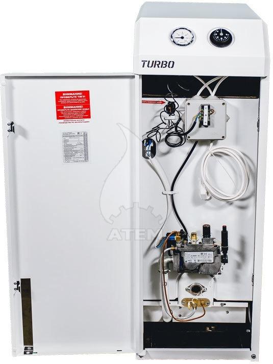 Газовий котел АТЕМ Житомир-Турбо КС-Г-030 СН. Фото 4