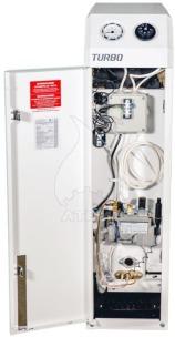 Газовый котел АТЕМ Житомир-Турбо КС-ГВ-012 СН. Фото 4