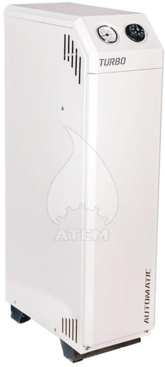 Газовый котел АТЕМ Житомир-Турбо КС-ГВ-012 СН. Фото 3