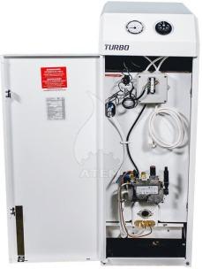 Газовий котел АТЕМ Житомир-Турбо КС-ГВ-030 СН. Фото 4