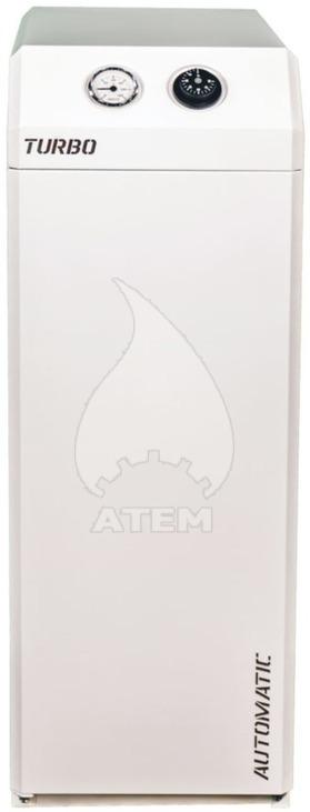 Газовий котел АТЕМ Житомир-Турбо КС-ГВ-030 СН. Фото 2