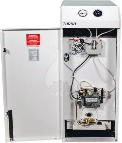 Газовый котел АТЕМ Житомир-Турбо КС-ГВ-040 СН. Фото 4