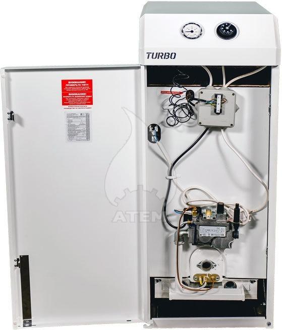 Газовий котел АТЕМ Житомир-Турбо КС-ГВ-040 СН. Фото 4
