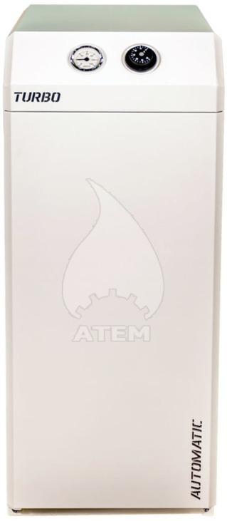 Газовий котел АТЕМ Житомир-Турбо КС-ГВ-040 СН. Фото 2