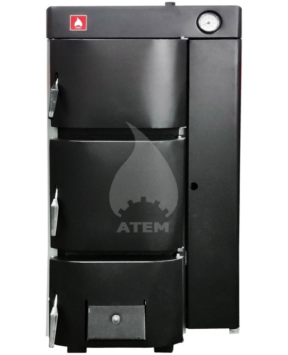 Універсальний котел вугілля-газ АТЕМ Житомир-9 КС-Г-012 СН / АОТВ-12