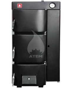 Універсальний котел вугілля-газ АТЕМ Житомир-9 КС-Г-016 СН / АОТВ-12