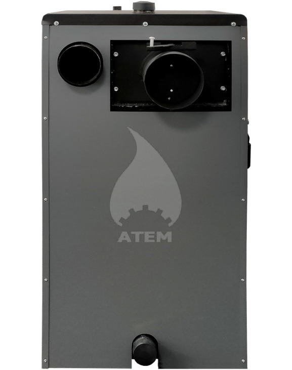 Універсальний котел вугілля-газ АТЕМ Житомир-9 КС-Г-016 СН / АОТВ-12. Фото 5