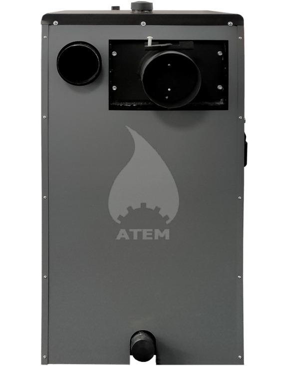 Універсальний котел вугілля-газ АТЕМ Житомир-9 КС-ГВ-012 СН / АОТВ-12. Фото 5