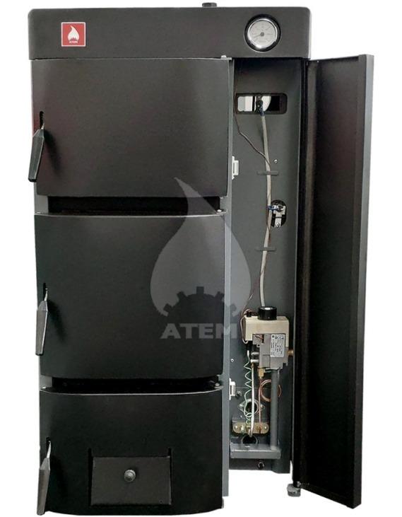 Универсальный котел уголь-газ АТЕМ Житомир-9 КС-ГВ-020 СН / АОТВ-15. Фото 3