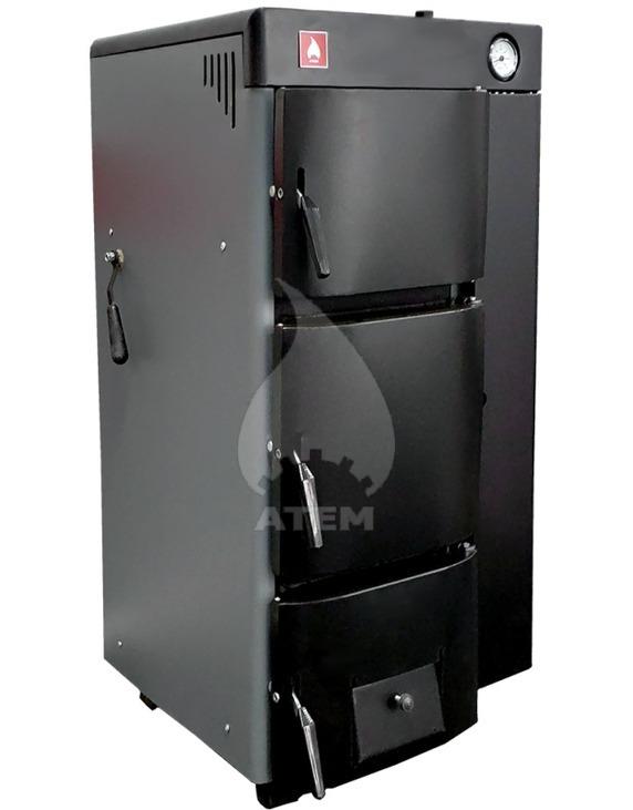 Универсальный котел уголь-газ АТЕМ Житомир-9 КС-ГВ-020 СН / АОТВ-15. Фото 2